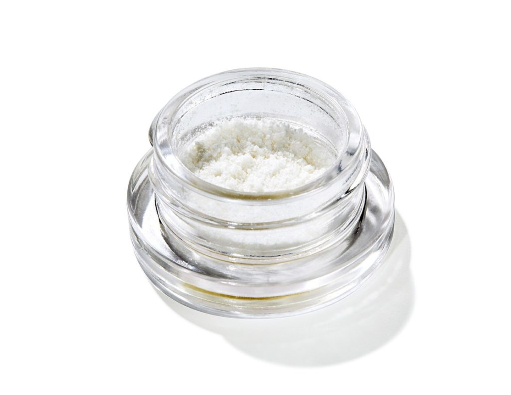 99% Pure CBD Isolate Crystals