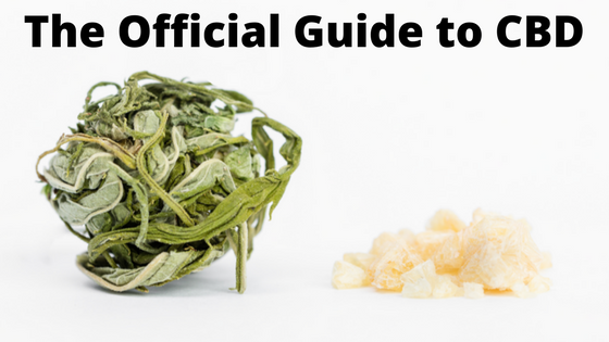 The Official Guide to Cannabidiol (CBD)