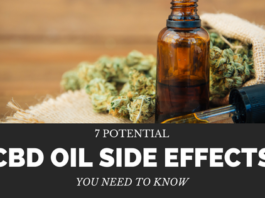 Cannabidiol Oil Side Effects