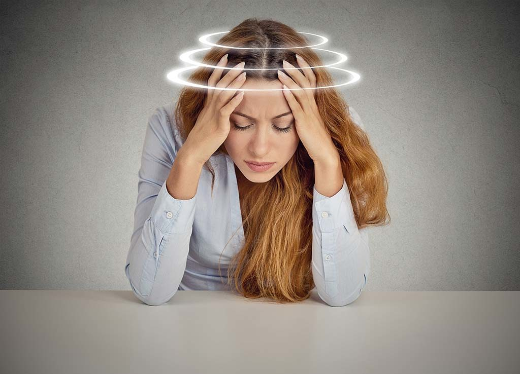 Lightheadedness is a Potential CBD Oil Side Effect