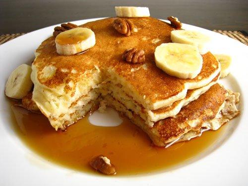CBD Infused Pancakes