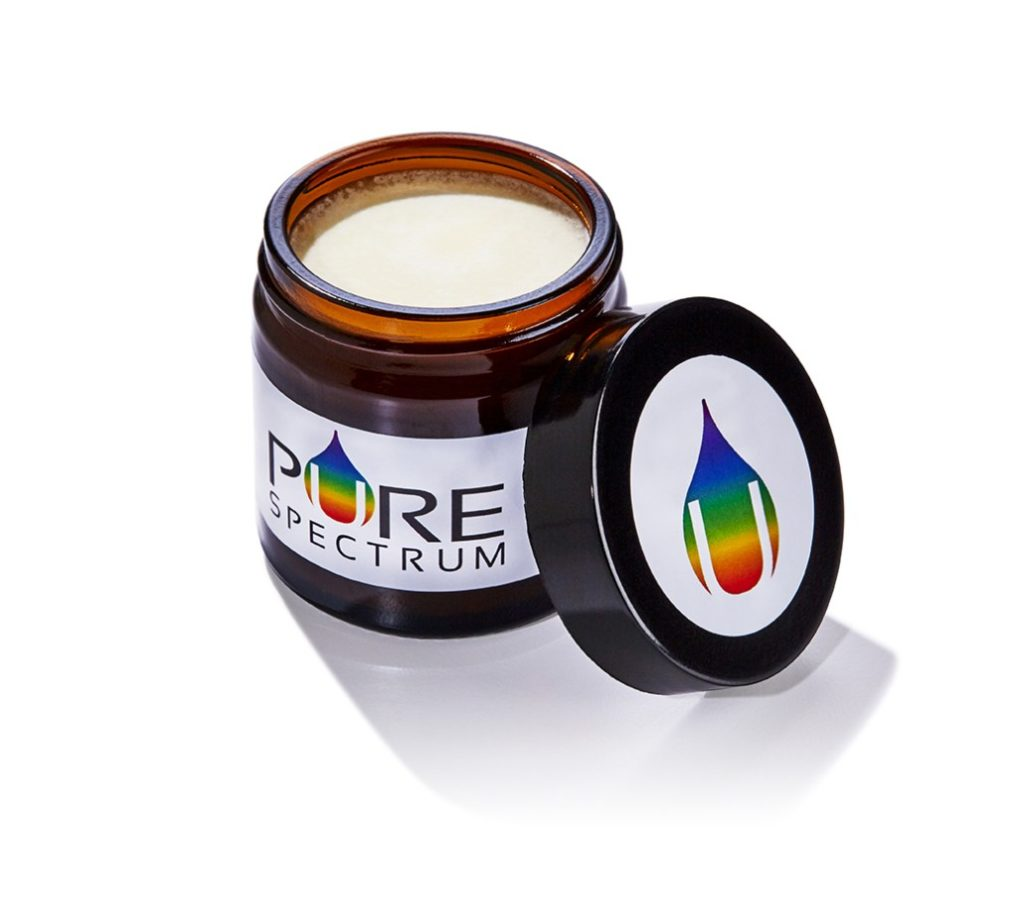Pure Spectrum Relaxing CBD Salve