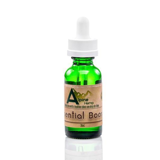 Alpine Hemp Essential Boost CBD Oil Tincture
