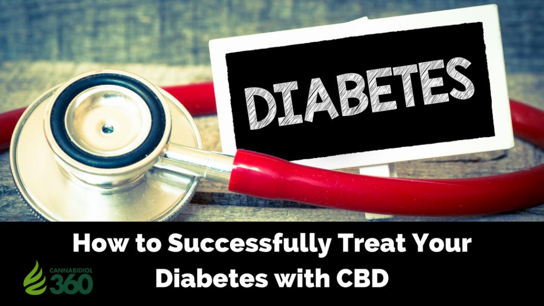 Treating Diabetes with CBD