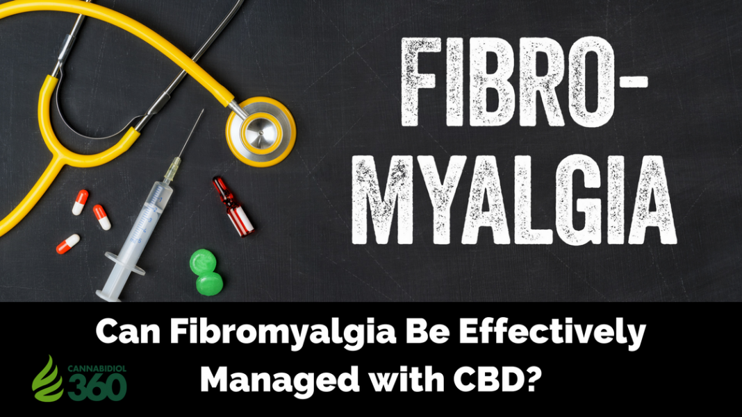 Treating Fibromyalgia with CBD