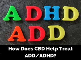 How to Treat ADD/ADHD with Cannabidiol (CBD)