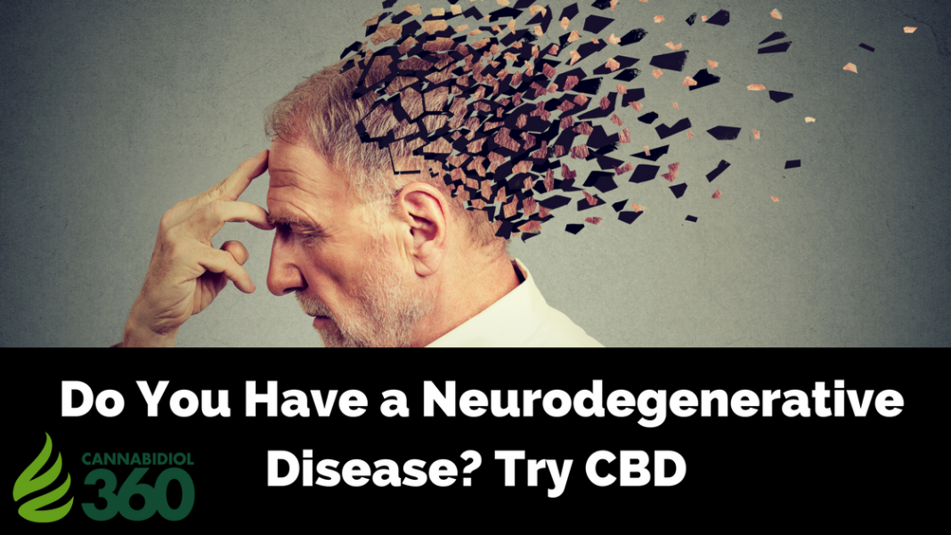 Benefits of CBD for Neurodegenerative Diseases