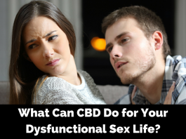 CBD for Sex and Erectile Dysfunction