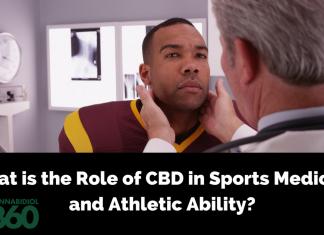 CBD in Sports Medicine