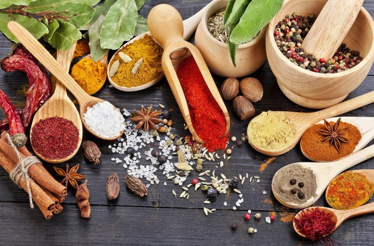 Best Spiced and Herbs to Cook with CBD