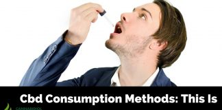 How to Consume CBD Oil