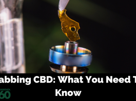 How to Dab CBD and What You Need to Know