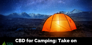 The Benefits of Bringing CBD for Camping