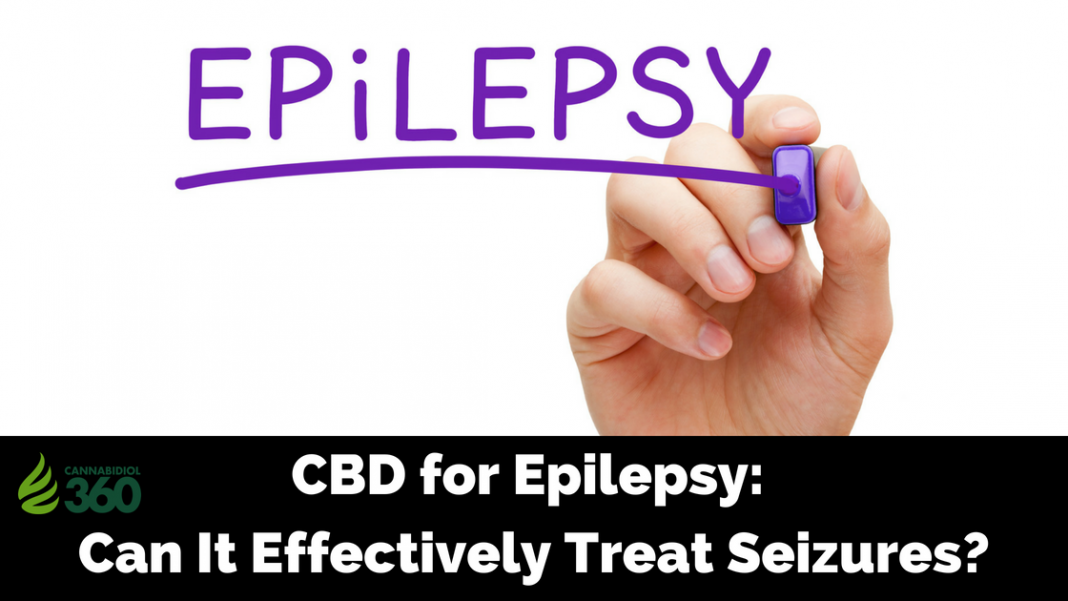 Treating Epilepsy with CBD