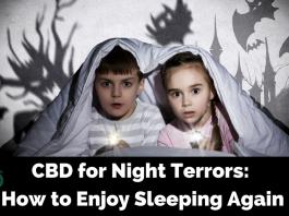 CBD for Night Terrors