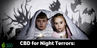 CBD for Night Terrors