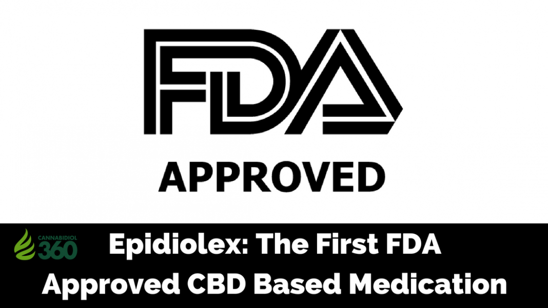 CBD Based Medication Epidiolex Receives FDA Approval