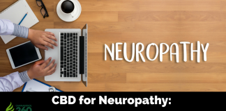 Treating Neuropathy with CBD