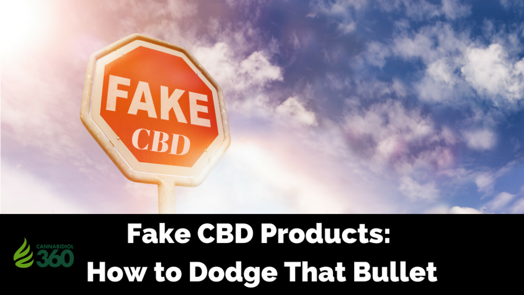 How to Spot Fake CBD Products with Ease