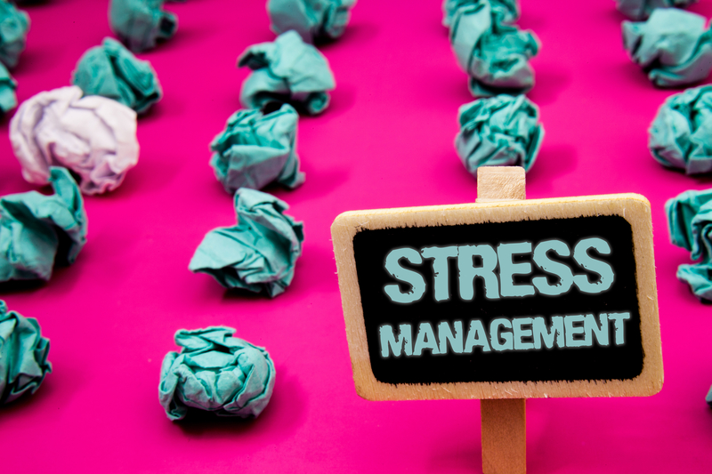 Manage Your Stress to Help Improve the Bioavailability of CBD