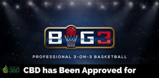 CBD Approved for Use in the Big3 Sports League