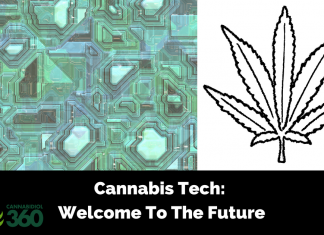 Cannabis Tech: Welcome To The Future