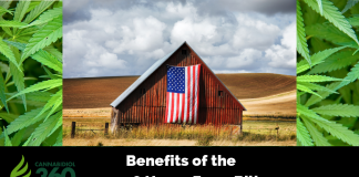 Benefits of the 2018 Hemp Farm Bill