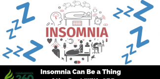 Insomnia Can Be a Thing of the Past With CBD