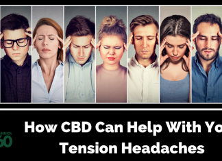 How CBD Can Help With Your Tension Headaches