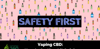 Vaping CBD: How to Go About it Safely