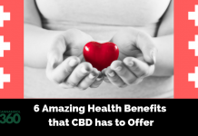 6 Amazing Health Benefits that CBD has to Offer