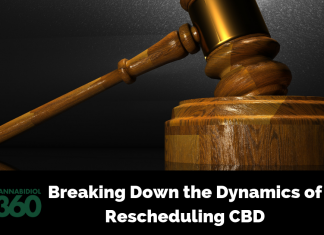 Breaking Down the Dynamics of Rescheduling CBD