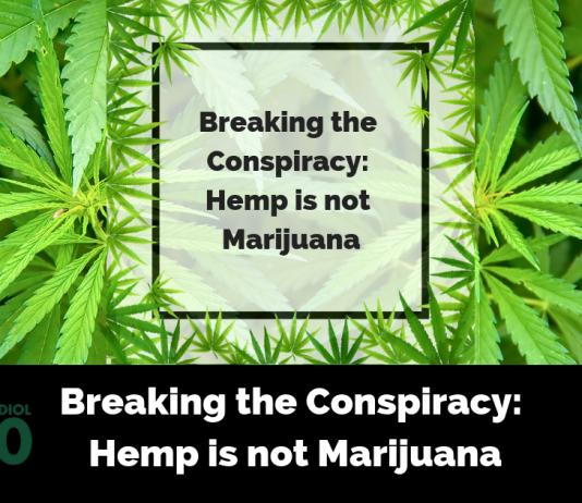 Breaking the Conspiracy: Hemp is not Marijuana