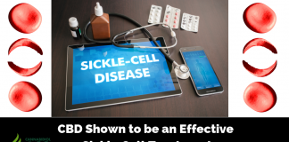 CBD Shown to be an Effective Sickle Cell Treatment