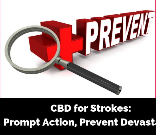 CBD for Strokes: Prompt Action, Prevent Devastation