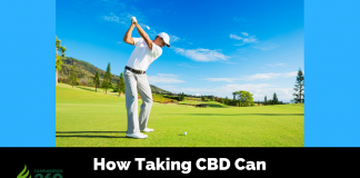 How Taking CBD Can Improve Your Golf Game