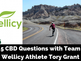 CBD interview with Tory Grant