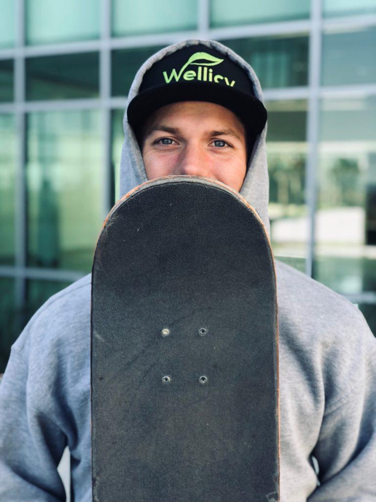 Team Wellicy Rider Tory Grant CBD Interview