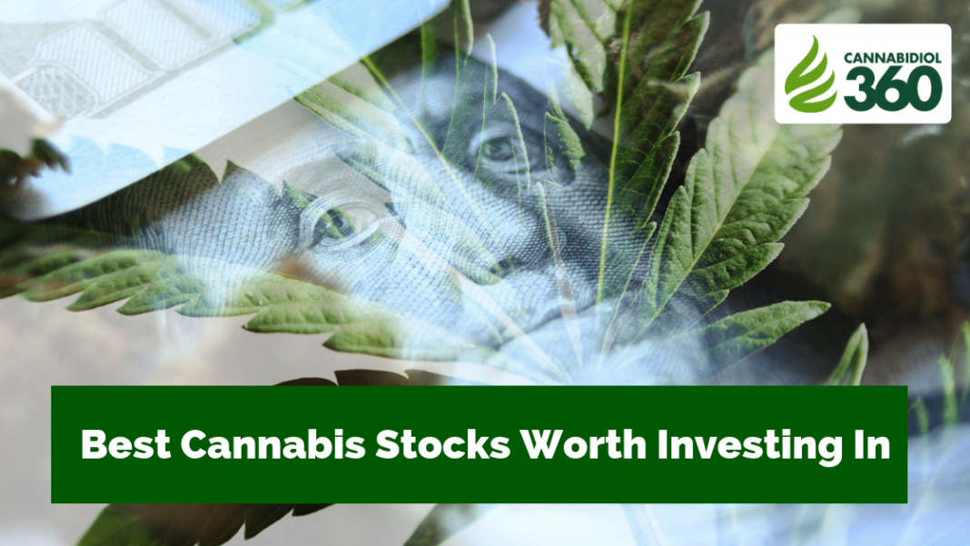 Best Cannabis Stocks Worth Investing In