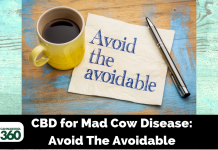 CBD for Mad Cow Disease: Avoid The Avoidable
