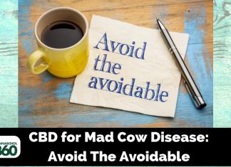 CBD for Mad Cow Disease: Avoid The Avoidable