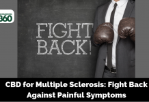 CBD for Multiple Sclerosis: Fight Back Against Painful Symptoms