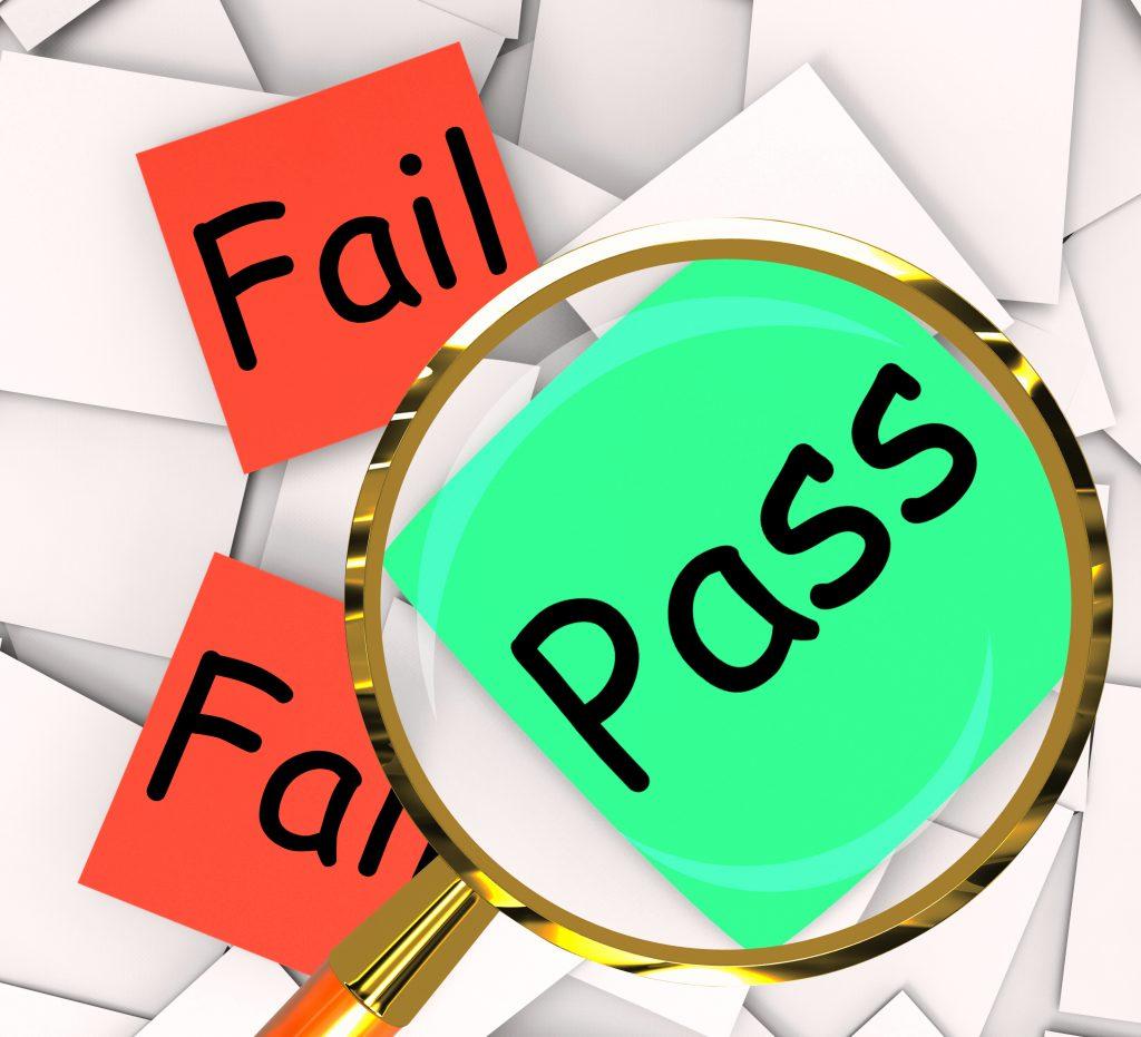 Fail vs. Pass