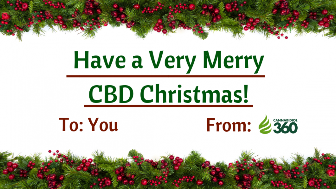 Have a Very Merry CBD Christmas!