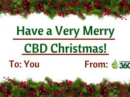Have a Very Merry CBD Christmas!