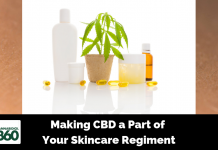 Making CBD a Part of Your Skincare Regiment