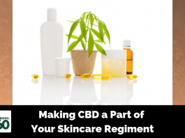 Making CBD a Part of Your Skincare Regiment
