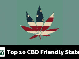 Top 10 CBD Friendly States