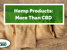 Hemp Products: More Than CBD