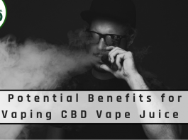 5 Potential Benefits for Vaping CBD Vape Juice